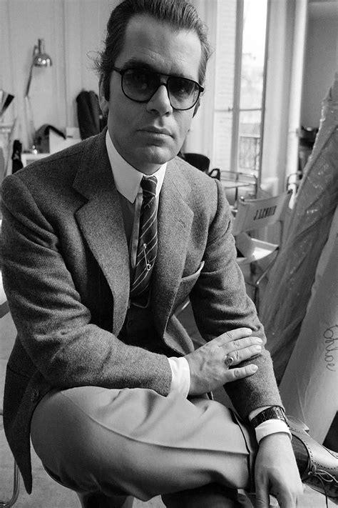 Obituary: Karl Lagerfeld and His All-Black Royal Oak