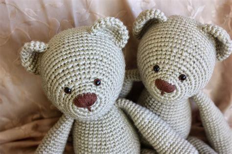 crochet teddy happyamigurumi amigurumi teddy bear pattern