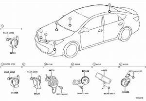 32 2014 Toyota Camry Parts Diagram