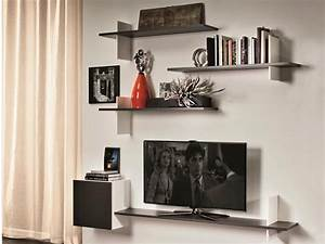 15 Best Collection of Flat Screen Shelving