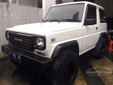 jual mobil daihatsu taft 1996 gt 2 8 di jawa timur manual suv putih rp 120 000 000 3624064