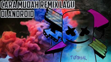 Cara menyimpan lagu joox di sd card sedangkan pada joox, format musik berupa file.ofl. Cara Remix Lagu di android - YouTube