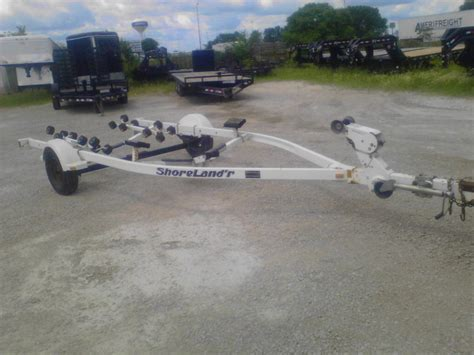 Boat Trader Trailers by 2001 Shorelandr Trailers Used Boat Trailer Morris Il