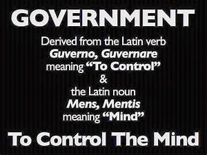 Government banners