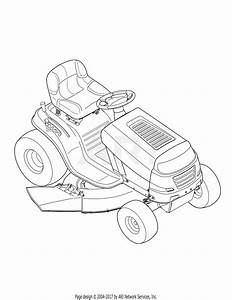 Troy Bilt 13an77kg011 Pony  2009  Parts Diagram For  Quick Reference