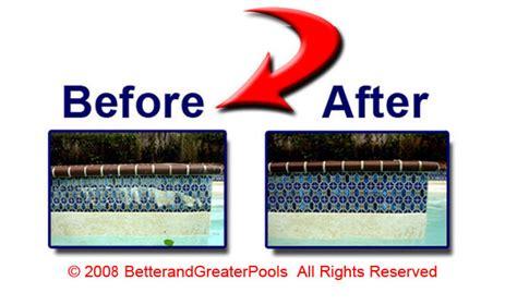 houston pool service houston 100 chemical free tile