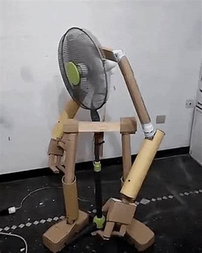 Robot Gifs Mecha Robots Robotics Craigslist Funny