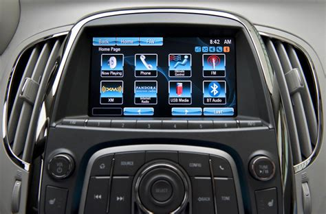 Intellilink Buick by Buick Gmc Get Their Version Of Mylink Called Intellilink