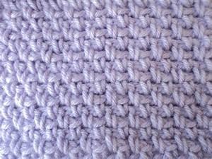 Cute Little Crafts: Crochet Moss Stitch