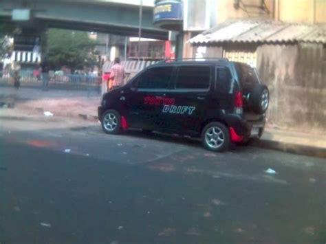 Modification Wagon R by Modification In Wagon R Wagon R Mods Team Bhp