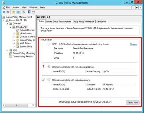 Active Directory Management Console by Windows Server 2012 The New And Improved Policy
