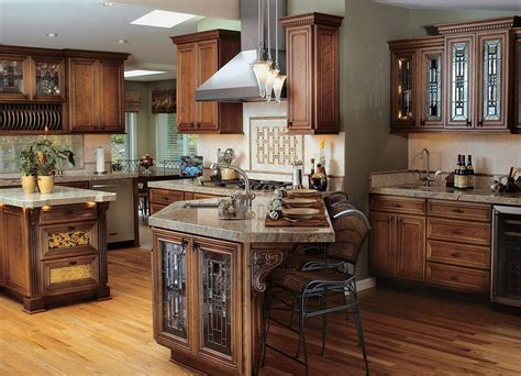 kitchen cabinets ideas photos image result for gray countertop and brown cabinets 6111