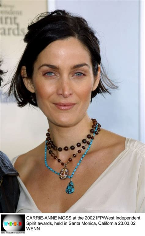Carrie-Anne Moss | Who2