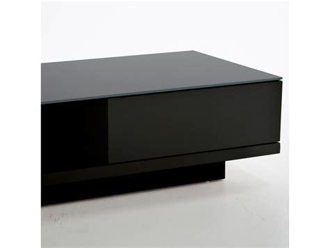 couchtisch schwarz holz couchtisch clara mit schublade schwarz 120x60 cm 187 synoun salesfever de