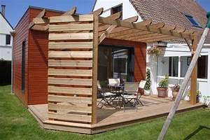 Construire Une Pergola En Bois : construire une pergola bois fashion designs ~ Premium-room.com Idées de Décoration
