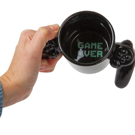 Game Over Video Game Controller Coffee Mug For Esports