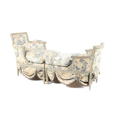 la chaise longue madeleine chaise longue from circa 1800 fabric by madeleine