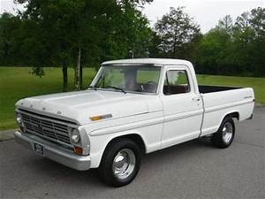1972 Ford F100 - Information And Photos
