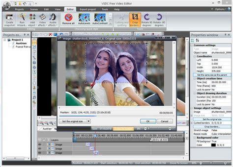 Best Photo Editor Free Free Editing Software Vsdc Free