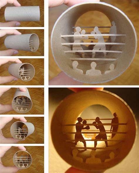 quoi faire avec les rouleaux de papier toilette