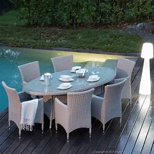 Table De Jardin Solde : table de jardin prix salon de jardin metal couleur djunails ~ Teatrodelosmanantiales.com Idées de Décoration