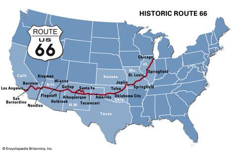 route  highway united states britannicacom