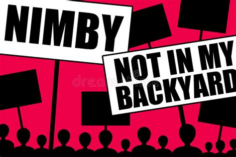 Nimby Stock Illustration Illustration Of Angry
