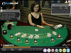 Live Blackjack Play Online Casino with up to 200