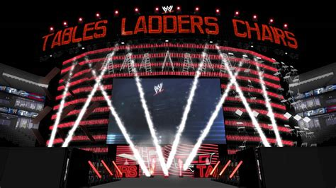 tlc tables ladders chairs 2013 opening pyro