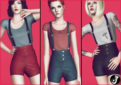 Sims 3 Female Outfits