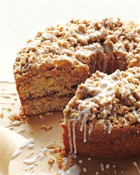 cinnamon streusel coffee cake recipe martha stewart