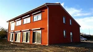 Maison Bioclimatique Passive : architecture bioclimatique construction d une maison individuelle bioclimatique et passive ~ Melissatoandfro.com Idées de Décoration