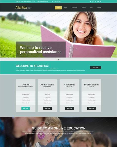 Php Homepage Template by 37 Free Php Website Templates Themes Free Premium