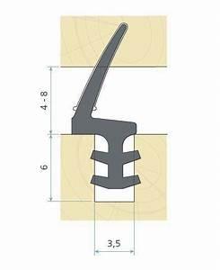 Joint Pour Fenetre : joint dx1305 dx1305 schlegel codim votre quincaillerie ~ Premium-room.com Idées de Décoration
