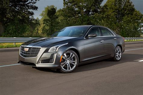 2018 Cadillac Cts Pricing  For Sale Edmunds