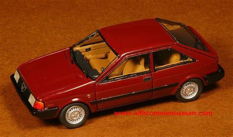 [ 1983 ] ARNA 3 doors ( 1/43 ) « Alfa Romeo Model Car Museum