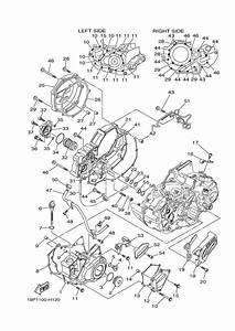 Yamaha Yfz 450 Carburetor Diagram