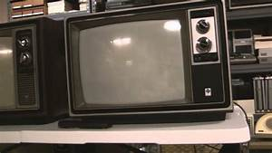 The 1977 And 1978 General Electric 19 U0026quot  Televisions