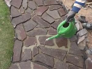 Terrassenplatten Verfugen Wasserundurchlässig : naturstein leicht verfugen youtube ~ Orissabook.com Haus und Dekorationen