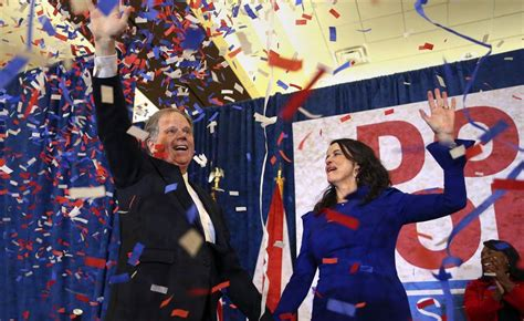 doug jones wins alabama senate race  blade