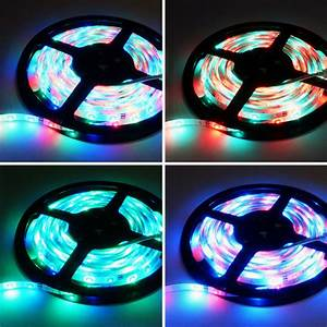 5m 300 Led Strip Rgb Light 5050 Waterproof 3528 Smd