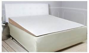 avana inclined gerd memory foam mattress topper wedge With bed incline for acid reflux