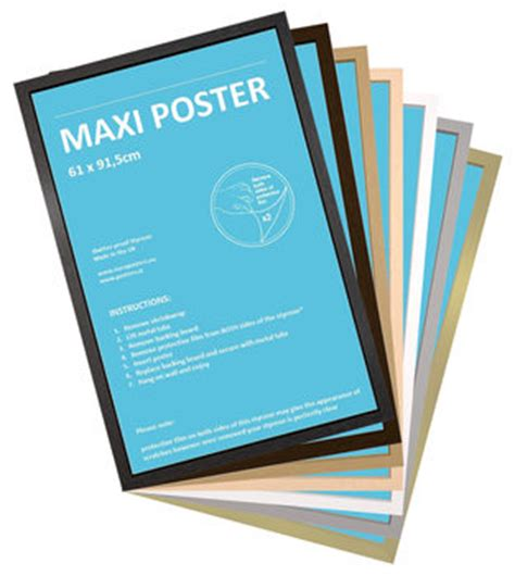 cadre 61 x 91 cm encadrement cadres affiches et posters sur europosters fr