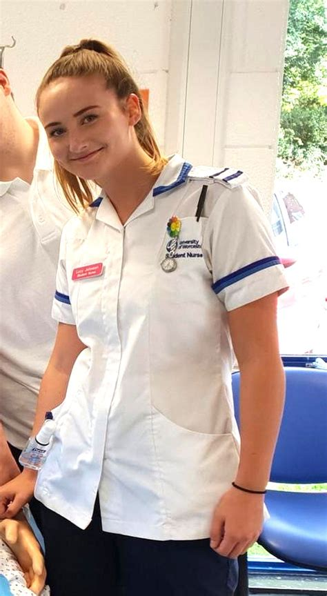 Student nurse from Wolverhampton to join family on NHS ...