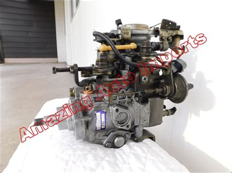 delica   diesel injection pump