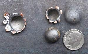 Steel Penetration of .223 bullets   EmptorMaven