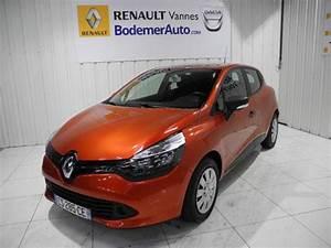 Clio 4 Motorisation : voiture occasion renault clio iv 1 2 16v 75 authentique 2013 essence 56000 vannes morbihan ~ Maxctalentgroup.com Avis de Voitures