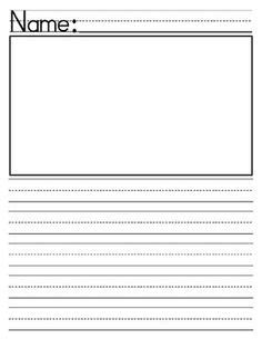 lined writing paper  kids  space