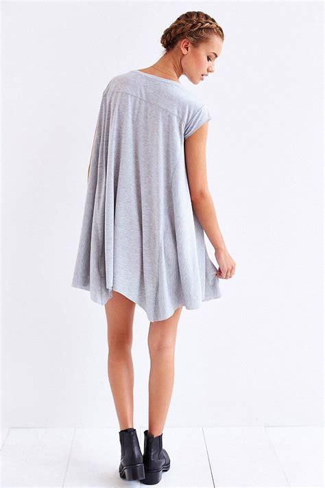 t shirt dresses bdg oversized t shirt dress