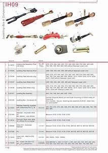 Case Ih Catalogue Rear Linkage  Page 124